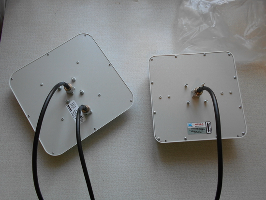 Настройка комплекта, антенны усиления 3G-4G интернета