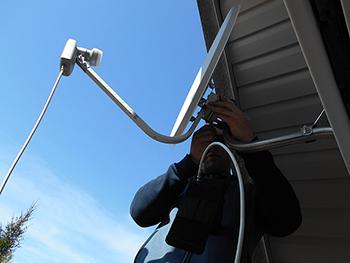 Настройка антенны Триколор